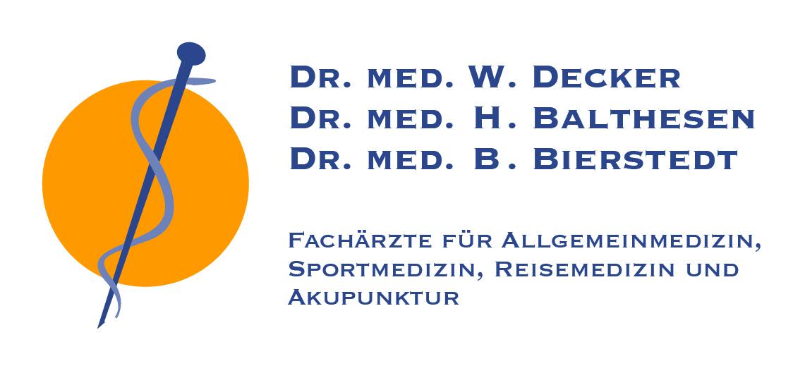 Praxis Decker & Balthesen – Fachärzte für Allgemeinmedizin ...